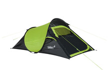 Gelert Quickpitch Compact 2 lime/charcoal